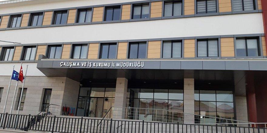Kars İŞKUR yeni hizmet binasında