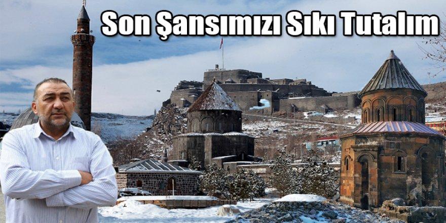 """Alibeyoğlu yazdı; """"Son Şansımızı Sıkı Tutalım"""""""