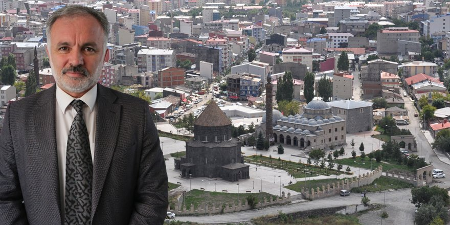 """Ayhan Bilgen: """"Kars'ın da İstanbul'un da sorunlarını çözeceğiz"""""""