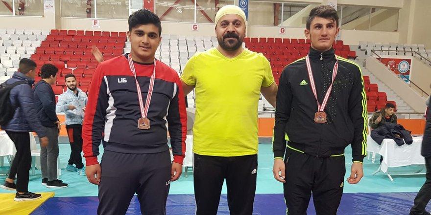 4 Karslı sporcumuz Türkiye Şampiyonasına katılacak
