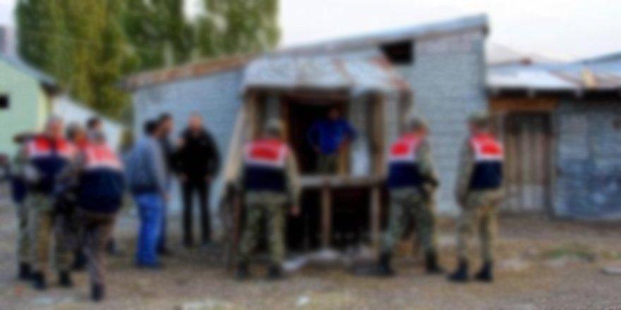 Kağızman'da 'tefeci' operasyonu: 6 gözaltı