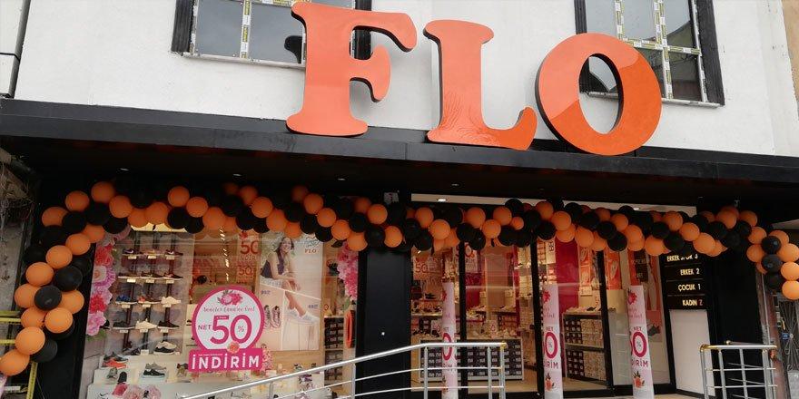 FLO Kars'taki ilk mağazasını açtı