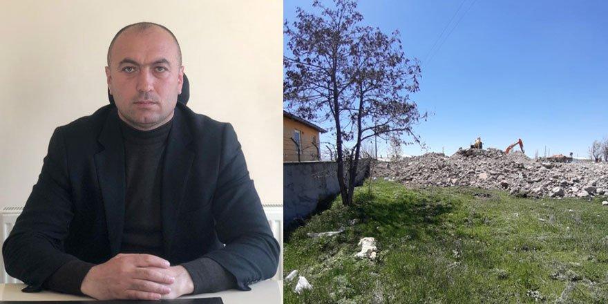 Kars Fevzi Çakmak Mahallesi'nde Çevre Katliamı