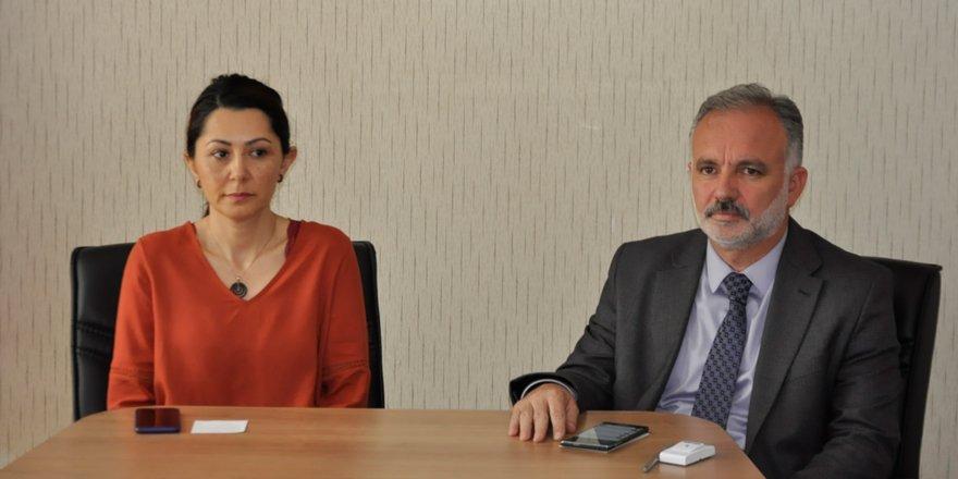 """Ayhan Bilgen: """"Taş ocağının toplam rezerv de bize 100 yıl yetecek"""""""
