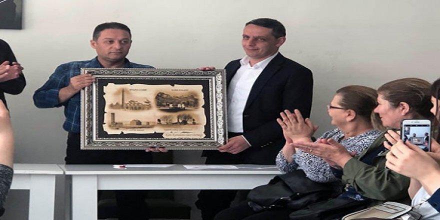 Murat Deniz, Kars Karadenizliler Derneği Başkanlığına Seçildi
