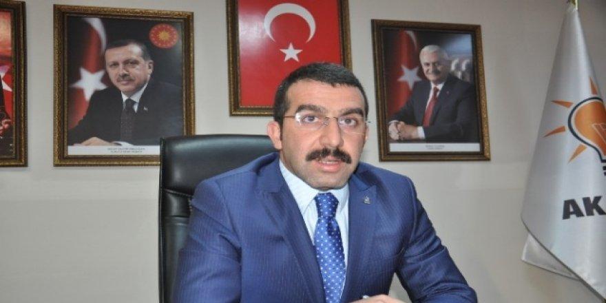 """AK Parti Kars İl Başkanı Adem Çalkın : """"Kars İslam'dır, Kars Türkiye'dir"""""""