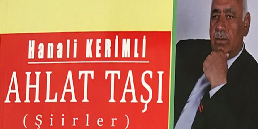 """Prof. Dr. Fethi Gedikli'nin Kaleminden """"Ahlat Taşı"""""""