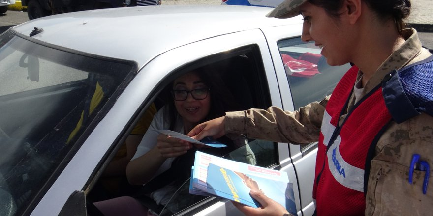 Kars'ta bayram bilançosu: 25 trafik kazası