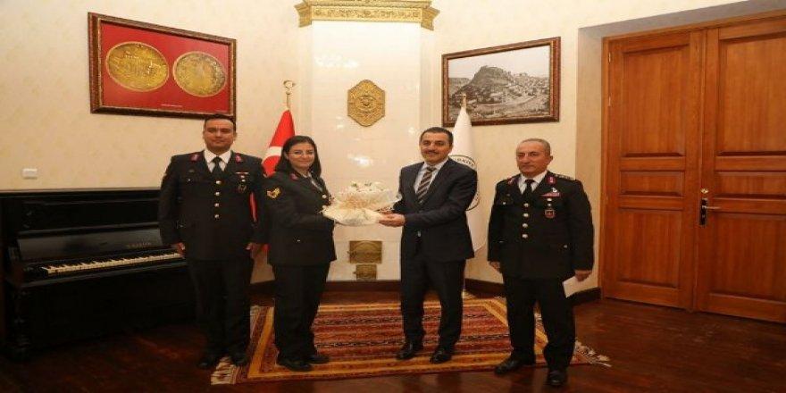 Jandarma Teşkilatı'nın 180'inci kuruluş yıldönümü