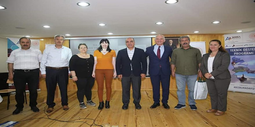 DSİ 24. Bölge personeli turizm sektöründe ara eleman eğitimine katıldı