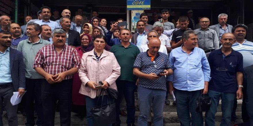 Kars'tan 65 CHP'li İmamoğlu'na oy vermek için yola çıktı
