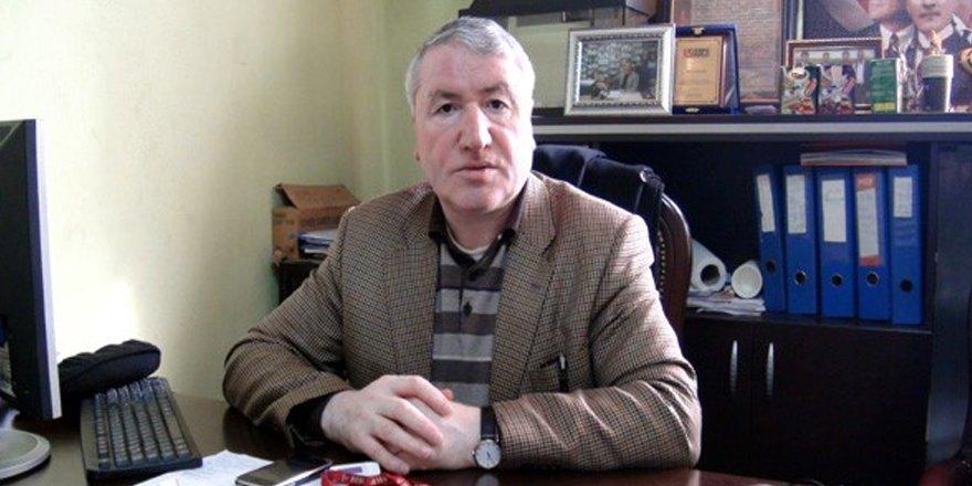 Kars Belediye eşbaşkanlarının yeni görevi:Belediye'nin logosunu değiştirme kararı aldılar.
