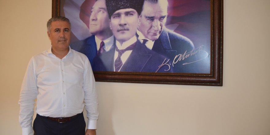 Hemşehrimiz Oğuzhan Turan, Kuşadası Belediye Başkan Yardımcısı Oldu