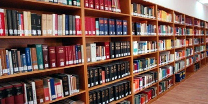 Kars il Halk Kütüphanesindeki kitap sayısı belli oldu