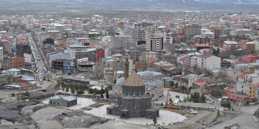 Kars'ta 2019 yılının ilk 6 ayında 98 bin 77 kişi konaklama yaptı
