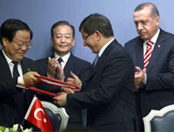 Çin ile Sekiz Anlaşma...