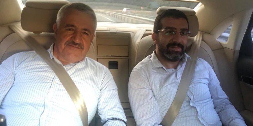Ahmet Arslan, Sivas-Kars yolcuğunu anlattı