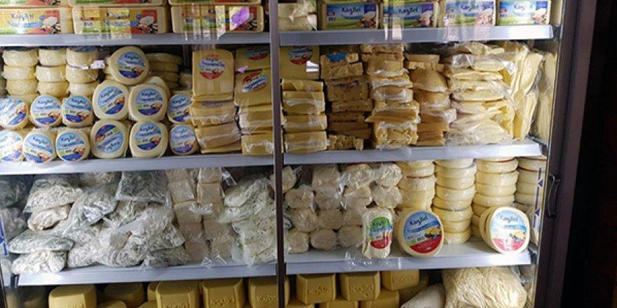 Kars Belediyesi, doğal ürünler satışı yapmaya başladı