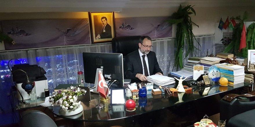 TYSD Başkanı Yıldırım, Kars'ta 100 öğrenciye burs verecek