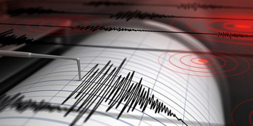 Akyaka İbiş'te deprem