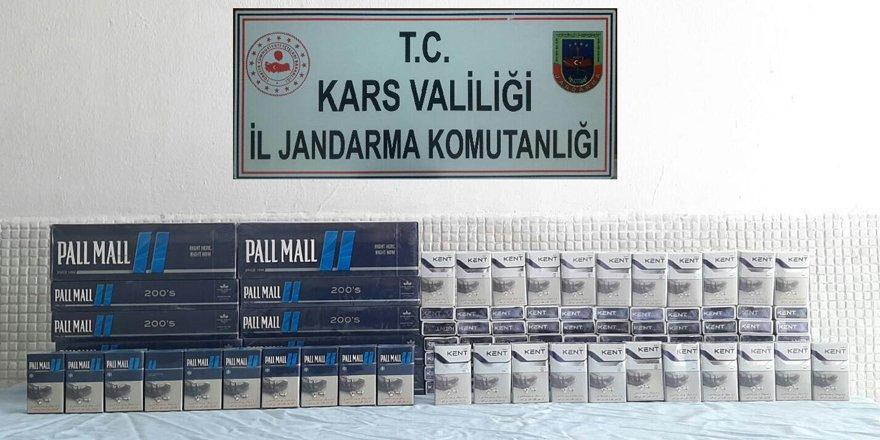 Sigara kaçakçılarının yöntemi tutmadı