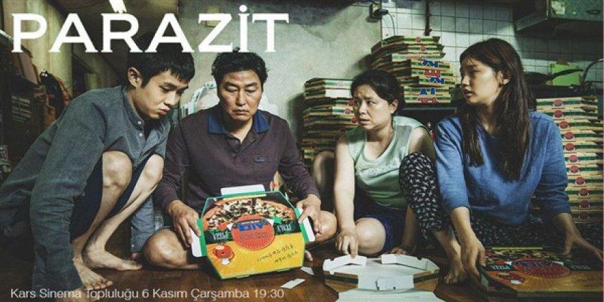 Yılın En İyi Filmlerinden 'Parazit' Kars'ta ta