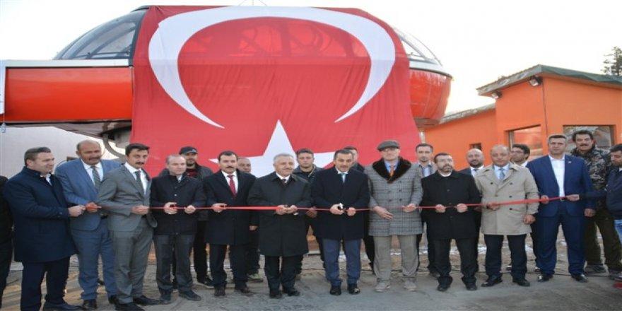Tam Bağımsızlık Tesis Çalıştırma Yetki Belgesi Türkiye'de sadece Sarıkamış kayak merkezine verildi