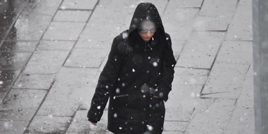 Meteorolojiden Kars için yoğun kar uyarısı