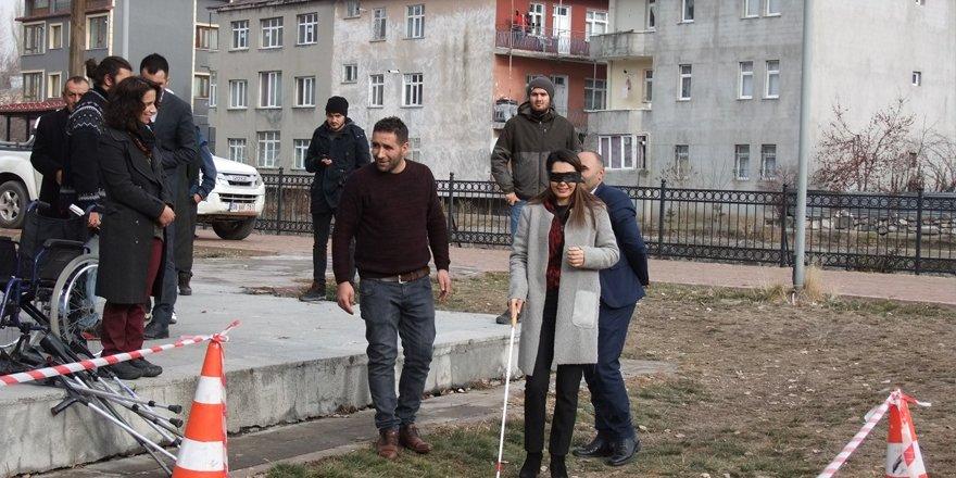 Kars Kent Konseyi Empati Parkuru kurdu
