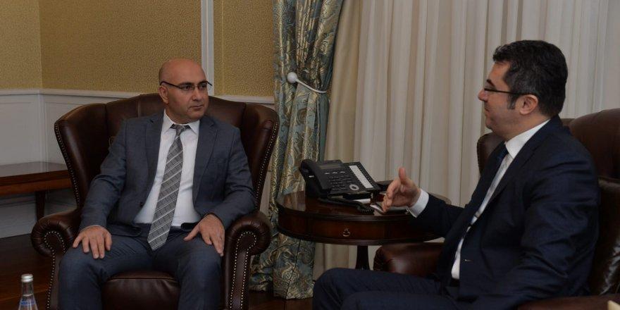"""Azerbaycan Başkonsolosu Guliyev: """"Vatandaşlarımızın ilk tercih ettiği ülke Türkiye'dir"""""""