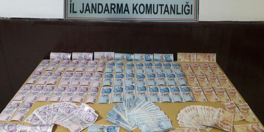 Kars'ta sahte para dolandırıcıları yakalandı