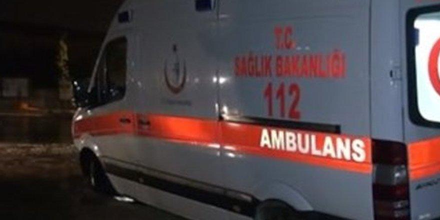 Kars'ta ekmek sırasında kavga: 1 yaralı