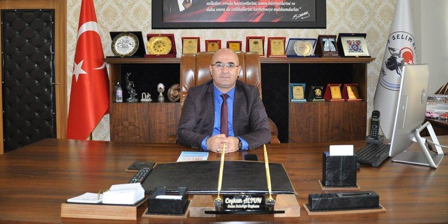 Selim ata sporları kış festivali iptal