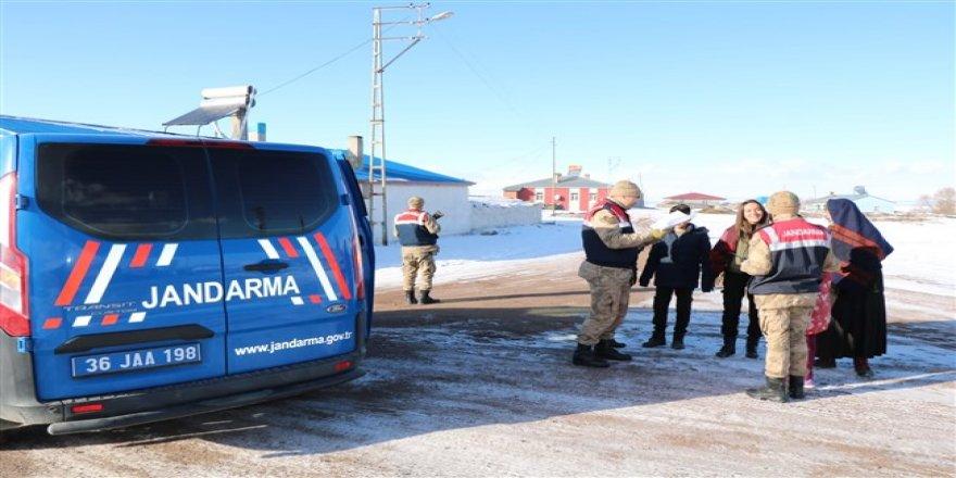 Jandarma'dan huzur güven uygulaması