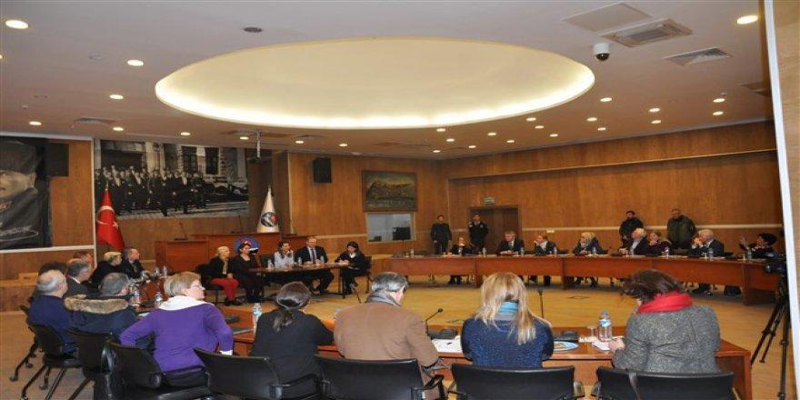 AB Türkiye Delegasyonu, Kars Belediyesini ziyaret etti
