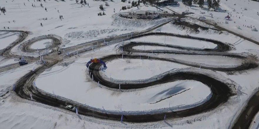 2020 Ralli Sezonu Sarıkamış'ta karlar üzerinde açılıyor