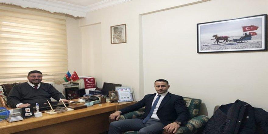 Kars'ta, Kamu-STK İş Birliğini Güçlendirme ziyaretleri