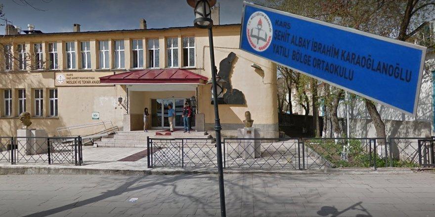 Kars'ta ŞAİKO ve G.A.M.P Lisesi yıkılacak
