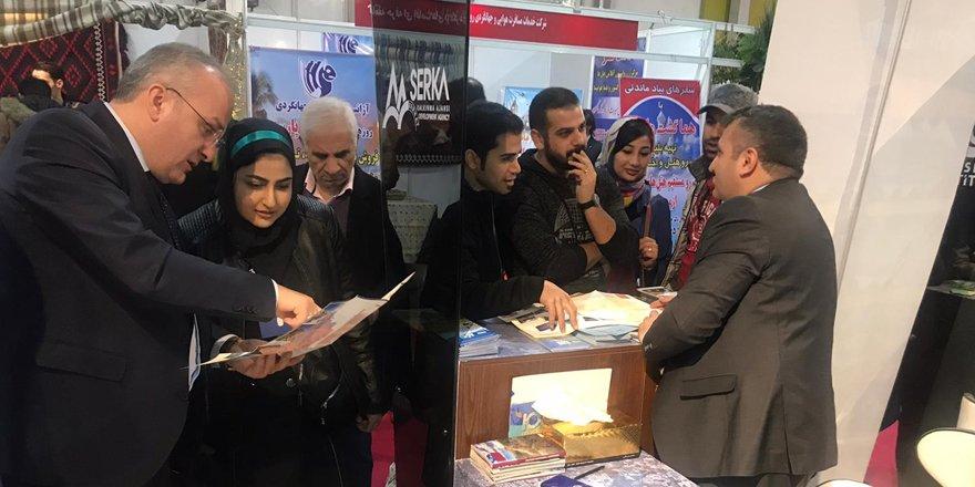 SERKA, Tahran'da Serhat illerini tanıttı