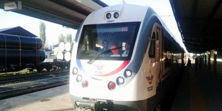 Doğu ekspresi ve Kars-Akyaka tren seferleri geçici olarak durduruldu