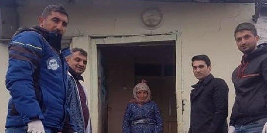 Sarıkamış'ta 65 yaş üstü vatandaşlara sınırsız hizmet