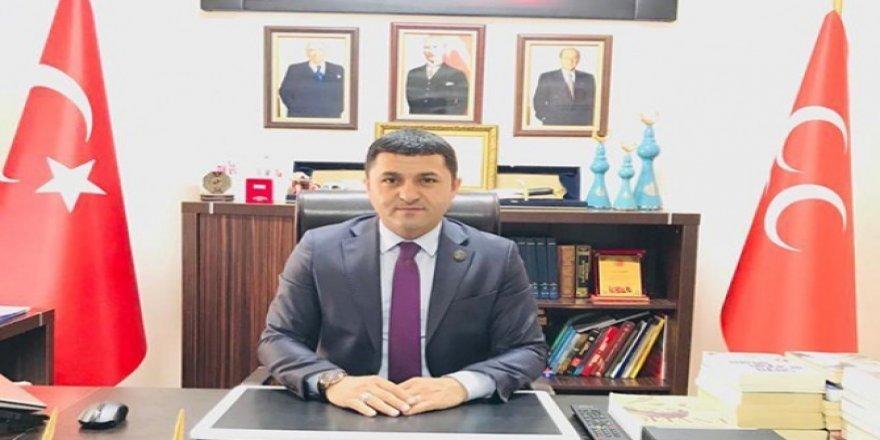 MHP Kars İl Başkanı Tolga Adıgüzel : Saldırganların Ülkücü Olduğu İddiası Yalandır