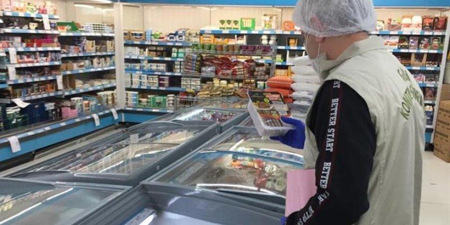 Kars'ta Ramazan Bayramı öncesinde gıda denetimi