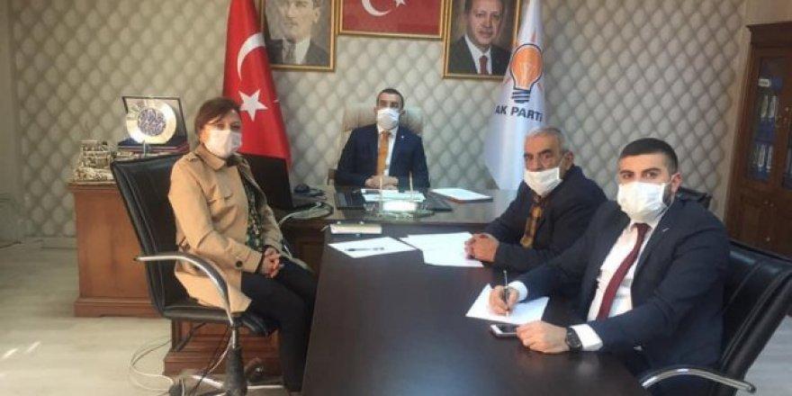 AK Parti 137. Genişletilmiş İl Başkanları Toplantısı Yapıldı