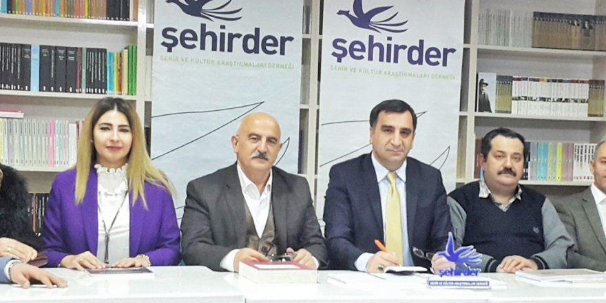 ŞEHİRDER Kars-Erzurum kardeşliğine sahip çıktı