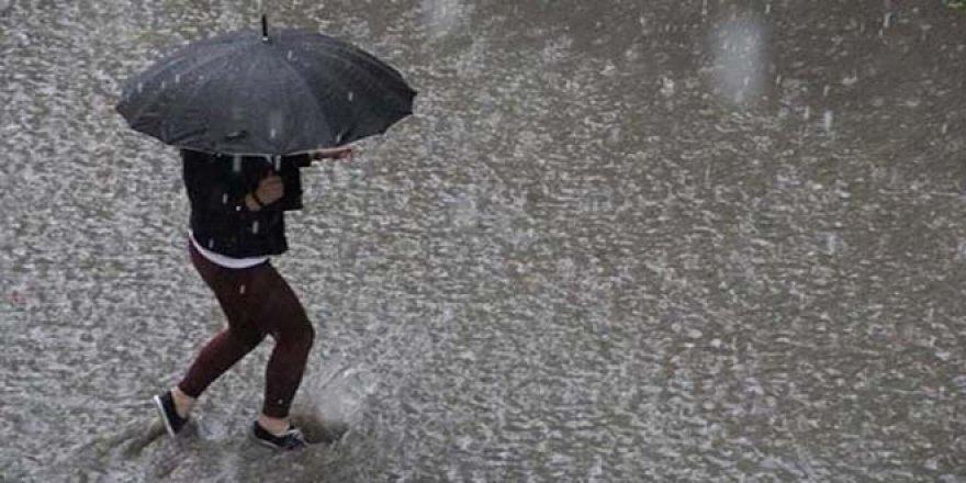 Kars'ta sağanak yağmur uyarısı