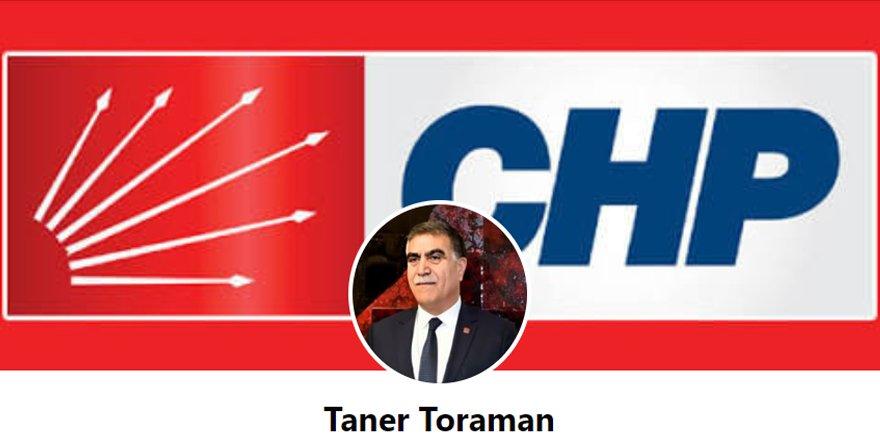 """CHP Kars İl Başkanı Taner Toraman : """" Biz, Sizlerle Güçlüyüz, Birlikte Başaracağız"""""""