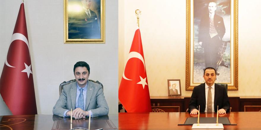 Başkan Alibeyoğlu'ndan Vali Öksüz'e övgü!