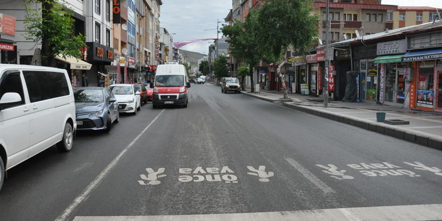 Kars'ta sokağa çıkma kısıtlaması başladı