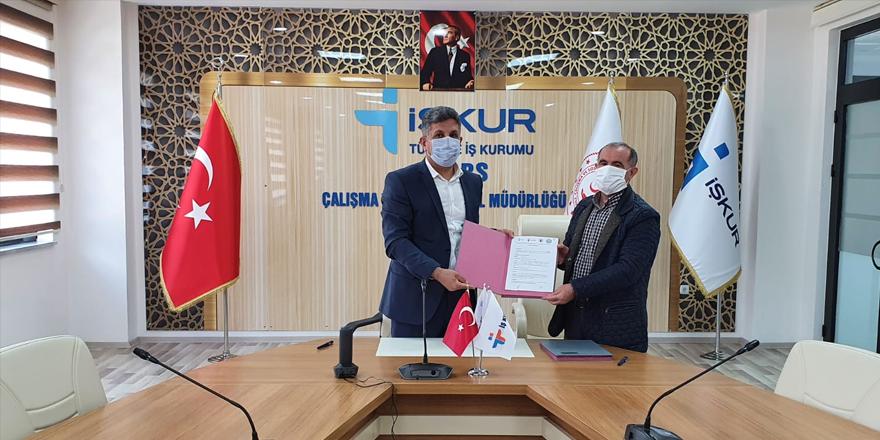 Kafkas Üniversitesi ile  İŞKUR arasında protokol imzalandı